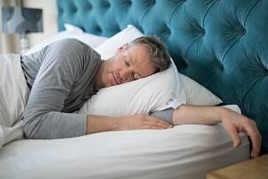Spánek - ilustrační foto.