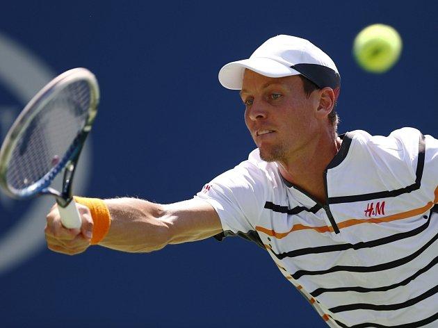 Tomáš Berdych na US Open