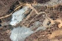 Jaderná střelnice v KLDR