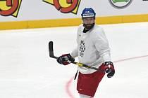 Radko Gudas v dresu národního týmu