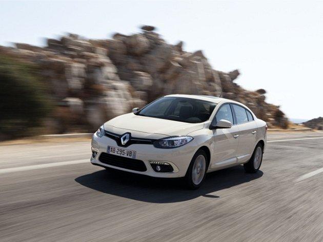 Nová generace Renault Fluence
