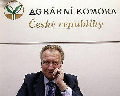 Prezident Agrární komory Jan Veleba nepřivezl z berlínského veletrhu Grüne Woche dobré zprávy. Německá strana nechce ustoupit ani o píď.