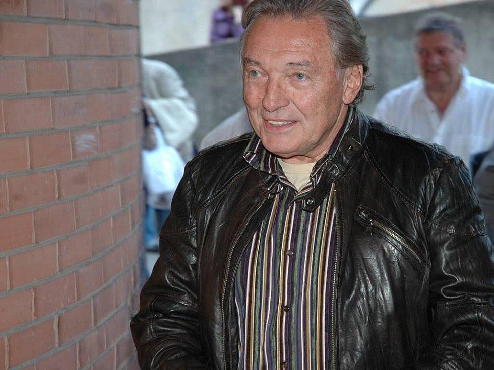 Karel Gott slaví sedmdesátiny.