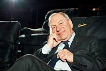 Jerzy Stuhr – představitel Kina morálního neklidu i výborných komedií, dostal na Febiofestu Kristiána.
