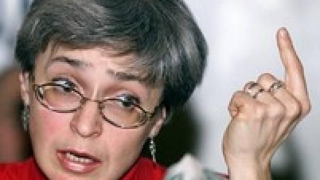 Stojí za vraždou Politkovské čečenský prezident?
