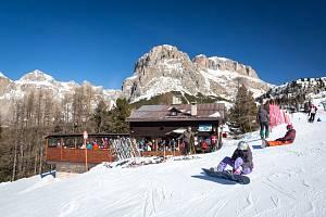 Italské Alpy.