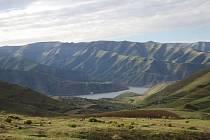 Nádherné lesothské hory