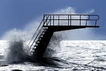 Bouře Sabine (Ciara) udeřila i v zahraničí