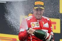 Fernando Alonso prý žádá po Ferrari jednu z nejlukrativnějších smluv v historii sportu.
