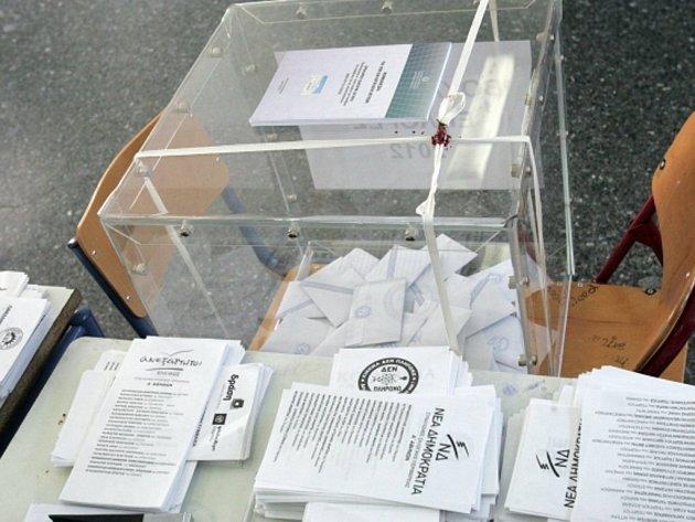 Parlamentní volby v Řecku.