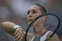 Flavia Pennettaová na US Open.