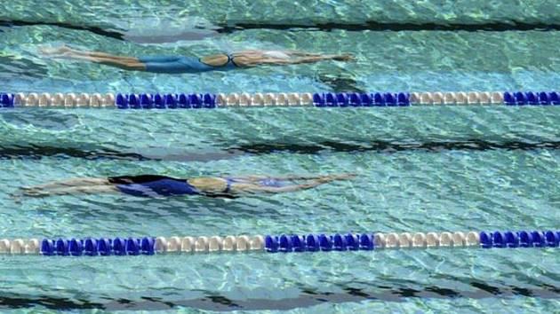 Plavání - ilustrační foto.