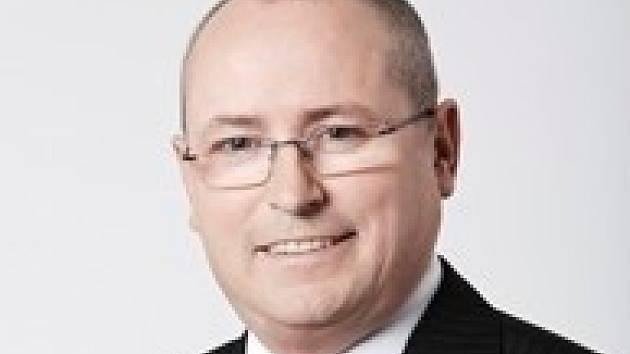 Europoslanec ODS Ivo Strejček.