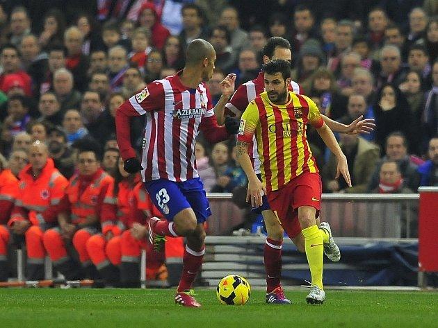 Barcelona se rozešla s Atléticem Madrid smírně 0:0