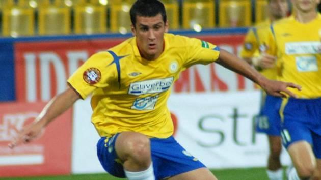 Martin Fenin dal za Teplice 15 gólů v 78 zápasech