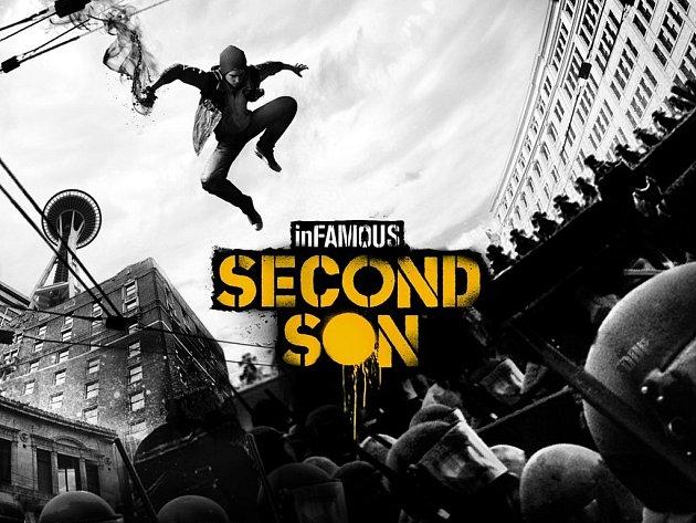 Počítačová hra inFamous: Second Son.