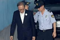 Bývalý jihokorejský prezident I Mjong-bak