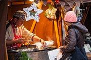 Vánoční thy v Jablonci nad Nisou 14. prosince.