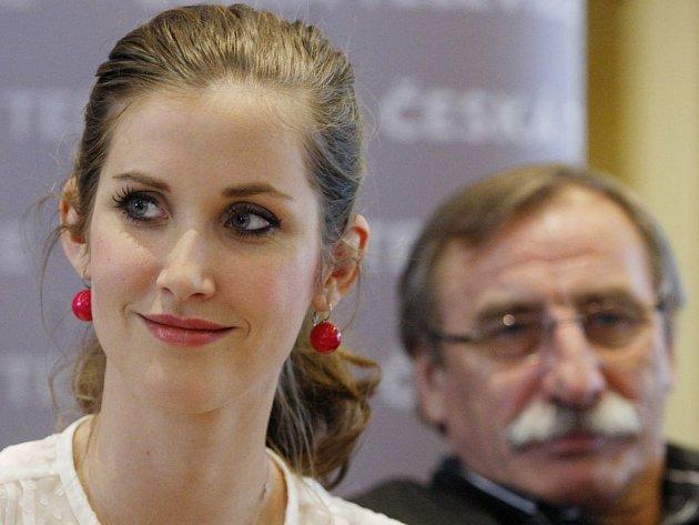 Pro herečku Janu Bernáškovou je seriál Vyprávěj jako rodina.