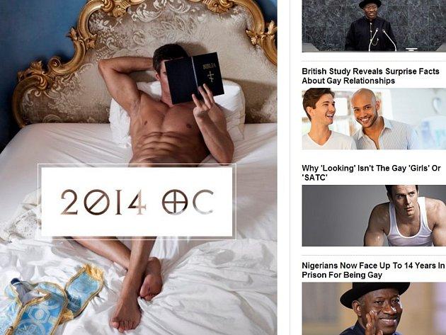 Větší, tvrdší, lepší. Takový je název kalendáře pro rok 2014, který po své cestě do Ruska nafotil a vydal umělec nazývající se Tienne.