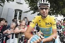 To je on! Letošní Tour de France vyhrál Vincenzo Nibali.