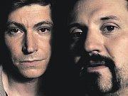 JOSEF A JEHO ANDĚL. Hlavní role dostali ve filmu David Švehlík a Trajkovův dvorní herec Karel Zima jako pokušitel Gabriel.