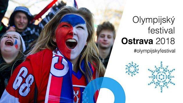 Výsledek obrázku pro olympijský festival Ostrava