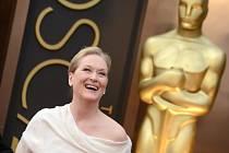 Herečka Meryl Streepová.