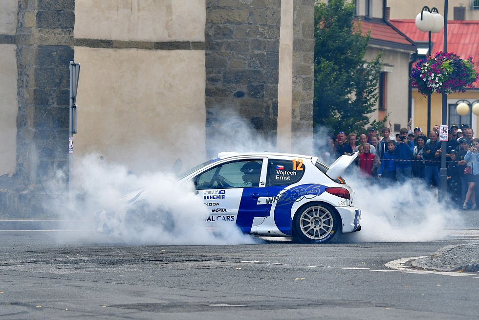 Rally Bohemia 2019 - 2. etapa. Foto: Jan Pavlíček