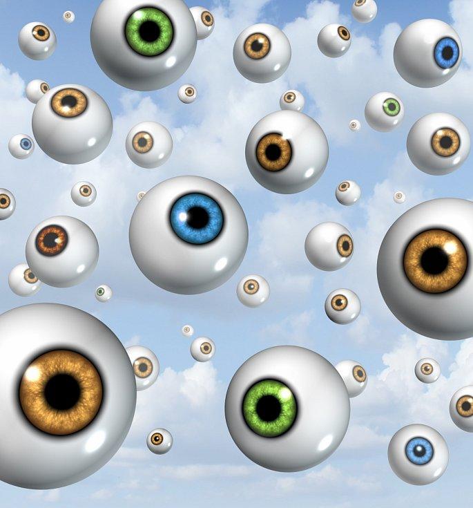 Zdravé oči považujeme za samozřejmost. Přitom jsou po mozku druhým nejsložitějším orgánem v lidském těle.