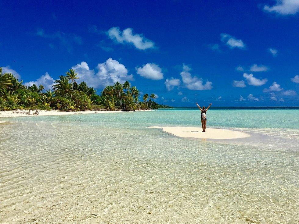 Ráj na zemi - to je ekologický ostrov Tetiaroa.