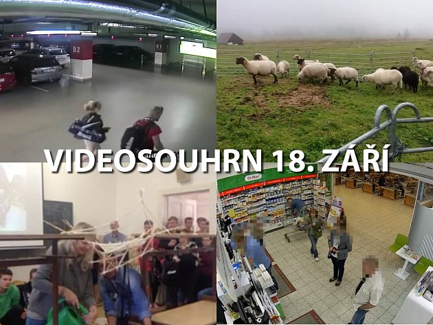 Videosouhrn 18. září 2017