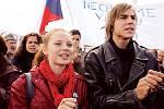 Vidět Davida Gránského můžeme vidět i v seriálu ČT Vyprávěj.