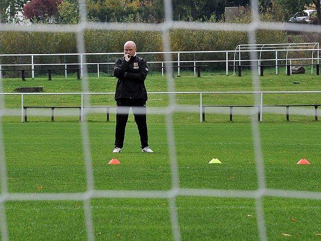 Kouč fotbalové reprezentace a šéf svazu Ivan Hašek má důvod k zamyšlení.