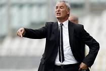 Italský kouč Claudio Ranieri (na snímku) byl vyhozen z turínského Juventusu.