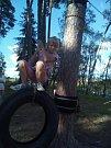 Adrenalin se dá zažít i na pneumatice