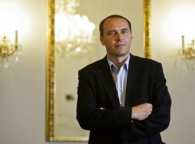 Senátor Libor Michálek