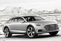 Audi Prologue Allroad.