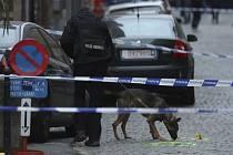 V belgickém Bruselu pobodal útočník policistu