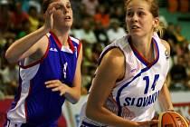 Česko - Slovensko, basketbal