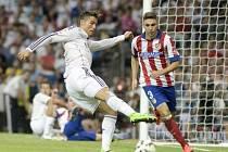 Cristiano Ronaldo v akci