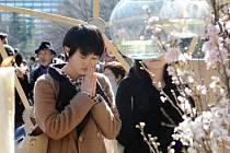 Japonci uctili památku obětí ničivého zemětřesení.