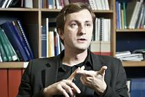 Šéf Transparency International ČR David Ondráčka.