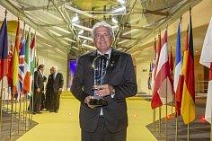 Světový EY Podnikatel roku Rubens Menin.