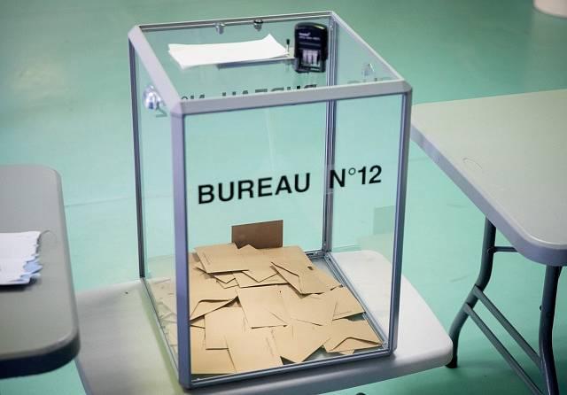 volební urna, Francie