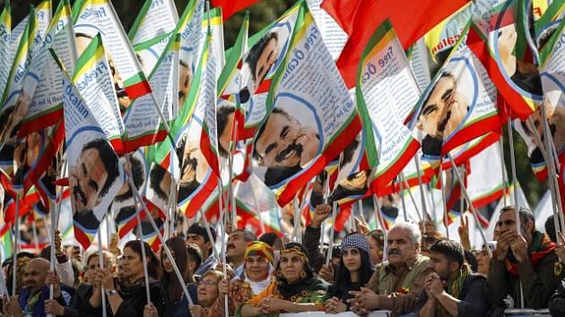 Kurdové požadující nezávislost své země