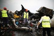 Nehoda letadla na letišti v Káthmándú v Nepálu