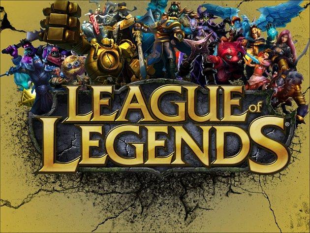 Počítačová hra League of Legends.