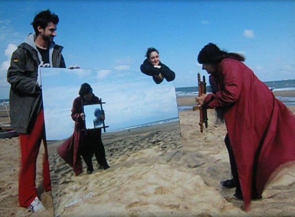 Dokument Agnèsiny pláže zroku 2008