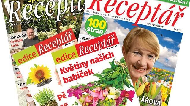 Magazín Receptář